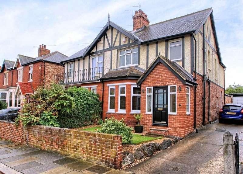 3 Bedrooms Semi Detached House for sale in Allendale Road, Grangefield