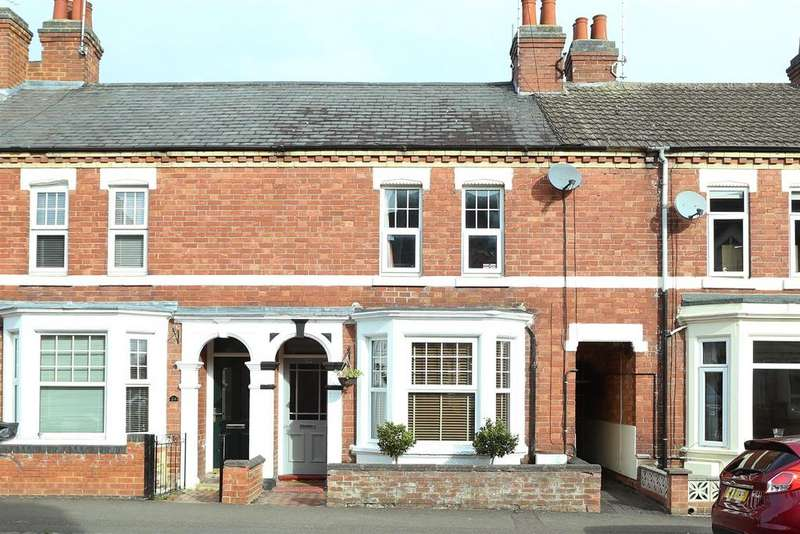 3 Bedrooms Terraced House for sale in Caxton Street, Market Harborough