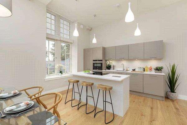 2 Bedrooms Apartment Flat for sale in Plot 18, Guthrie Gardens, Lasswade Road, Edinburgh, Midlothian
