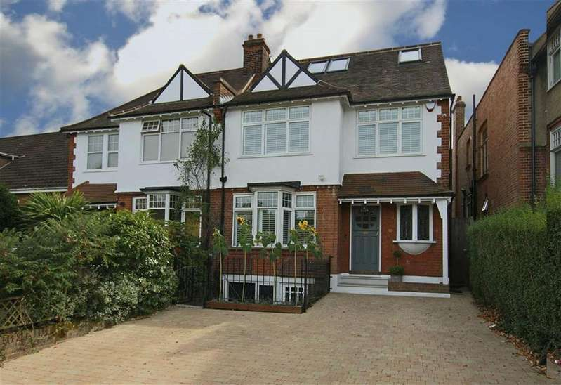 5 Bedrooms Semi Detached House for sale in Torrington Park, North Finchley, London