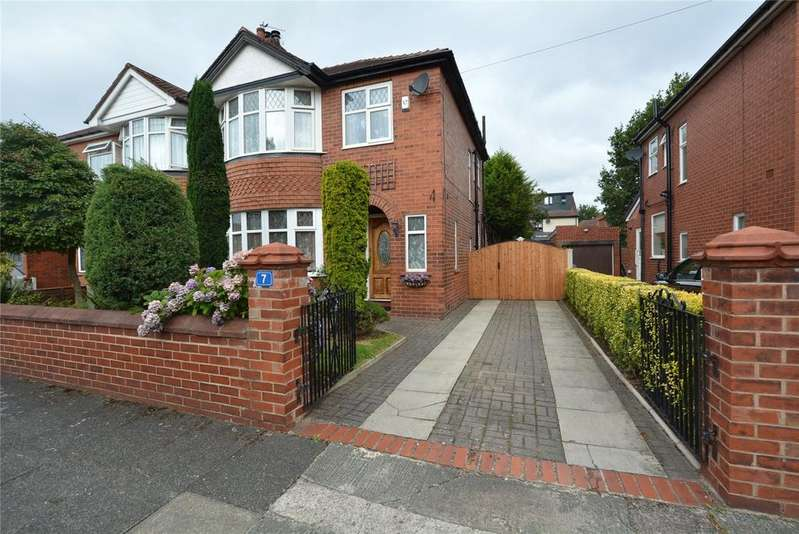 3 Bedrooms Semi Detached House for sale in Tresco Avenue, Stretford, Manchester, Greater Manchester, M32