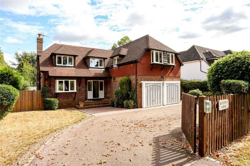 5 Bedrooms Detached House for sale in Old Mill Lane, Bray, Maidenhead, Berkshire, SL6