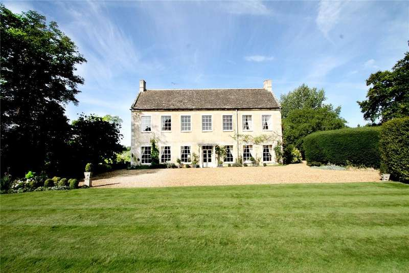 5 Bedrooms Detached House for sale in Tixover, Stamford, Rutland