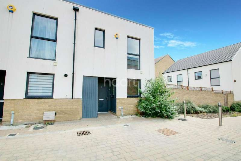 2 Bedrooms Semi Detached House for sale in Hennessey Mews, Dagenham