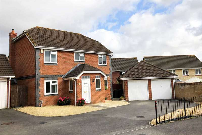 4 Bedrooms Detached House for sale in Holland Drive, Andover
