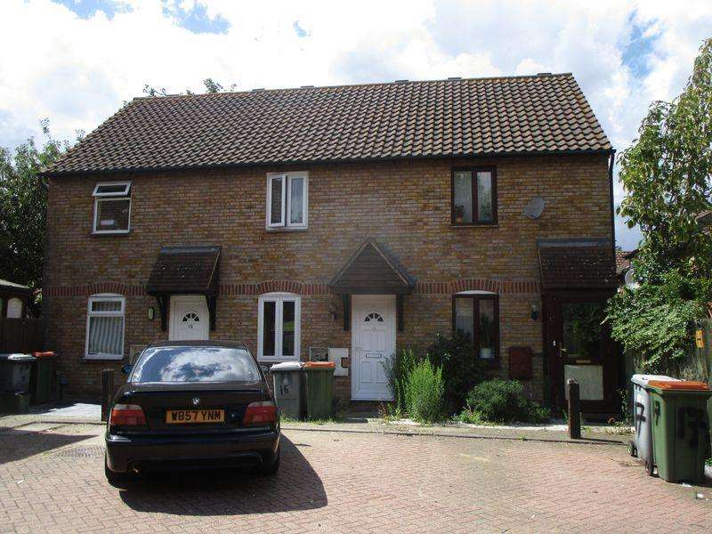 2 Bedrooms Semi Detached House for sale in Teal Close, London