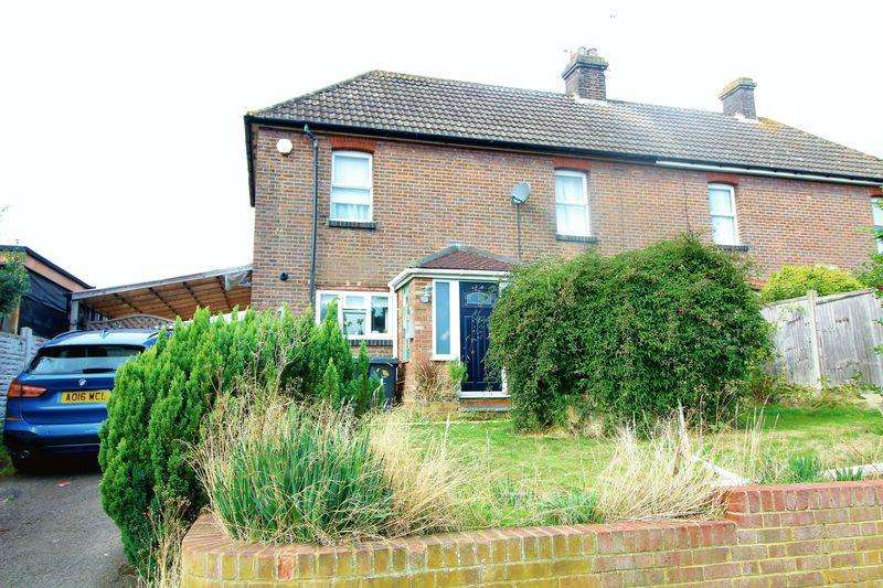 3 Bedrooms Semi Detached House for sale in Cannon Lane, Luton