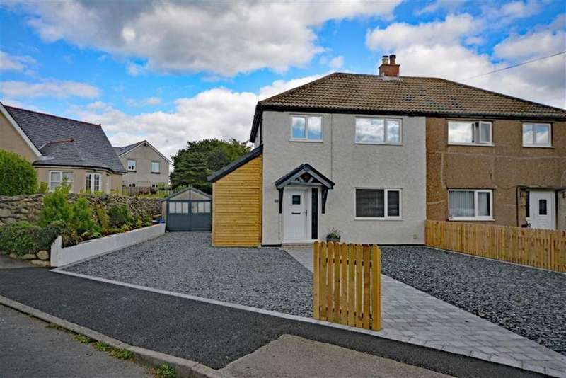3 Bedrooms Semi Detached House for sale in Mill Park, The Green, Cumbria