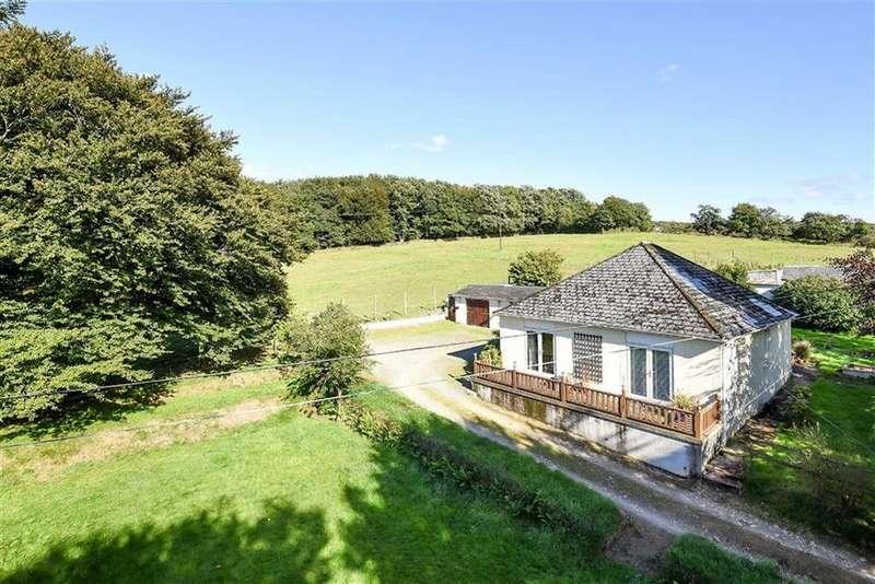 3 Bedrooms Bungalow for sale in Dousland, Devon