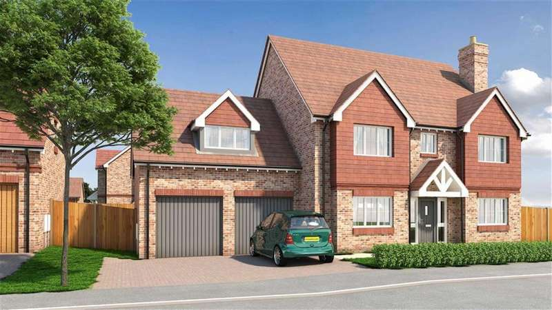 5 Bedrooms Detached House for sale in Plot 1 Berrywood Close, Rochester, Kent