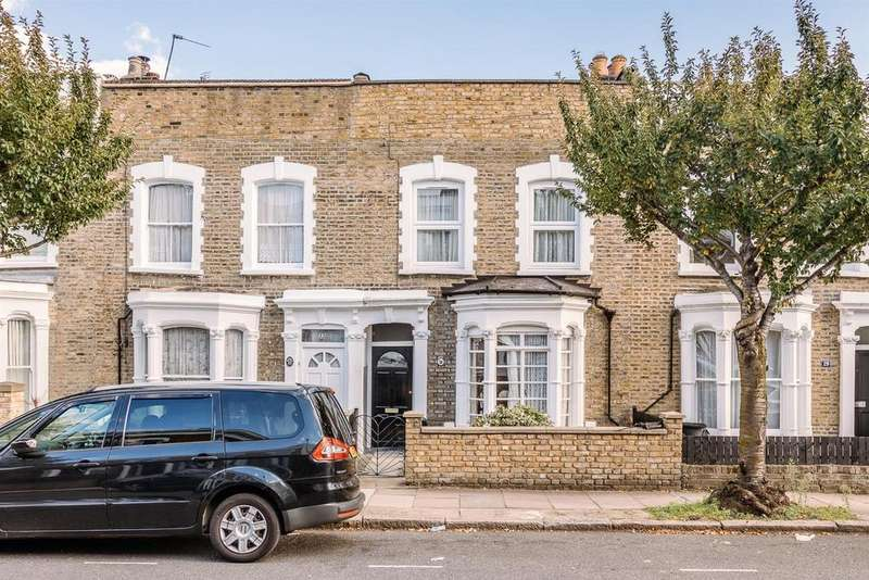 3 Bedrooms Terraced House for sale in Corbyn Street, Finsbury Park