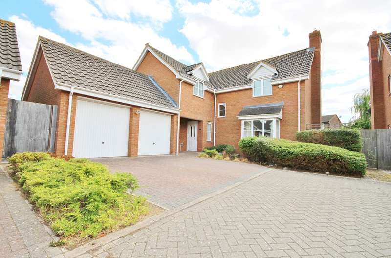 4 Bedrooms Detached House for sale in Apple Tree Close CB23