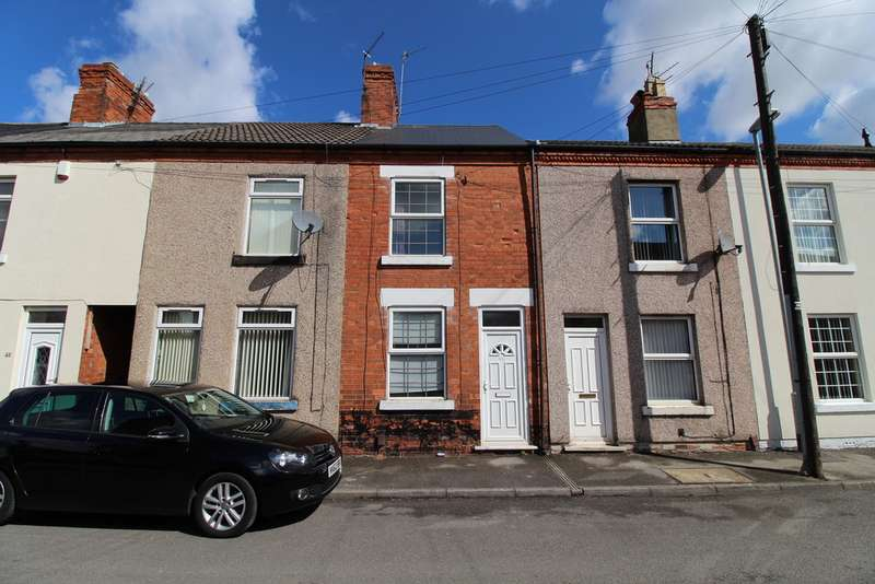 3 Bedrooms Terraced House for sale in Hazel Grove, Hucknall NG15