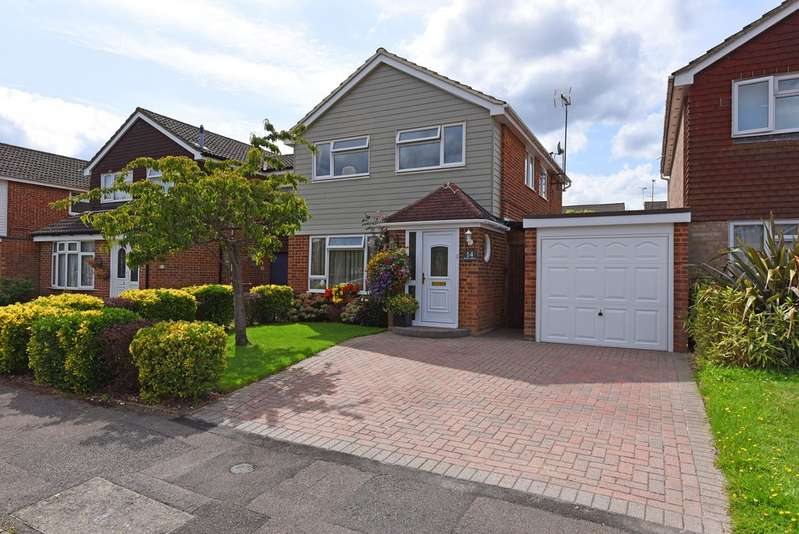 4 Bedrooms Detached House for sale in Shefford Crescent, Wokingham, Berkshire RG40