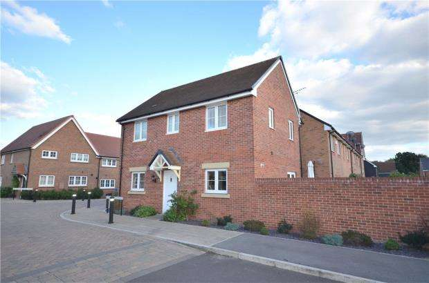 3 Bedrooms Detached House for sale in Shearwater Drive, Bracknell, Berkshire
