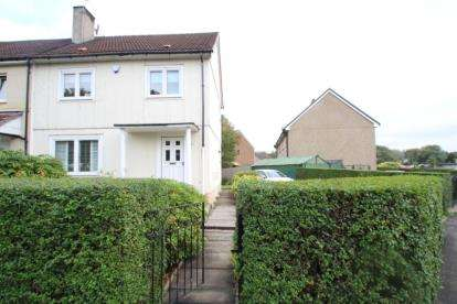 3 Bedrooms End Of Terrace House for sale in Lamont Road, Balornock