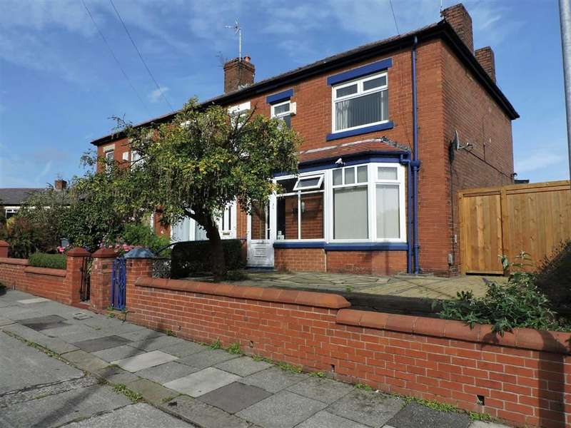 3 Bedrooms Terraced House for sale in Kirk Road, Levenshulme, Manchester