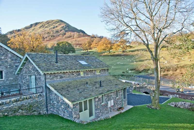 3 Bedrooms Barn Conversion Character Property for sale in 1 Kings Barns, Patterdale, Ullswater, Penrith, Cumbria CA11 0FJ