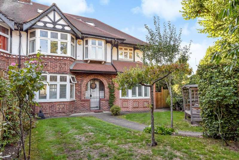 6 Bedrooms Semi Detached House for sale in Brunswick Road, Ealing