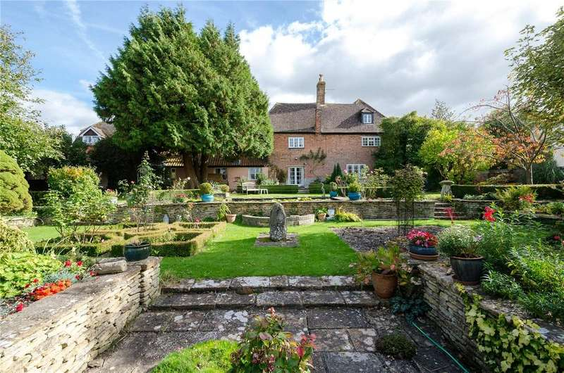 6 Bedrooms Link Detached House for sale in Tinhead Road, Edington, Westbury, Wiltshire, BA13