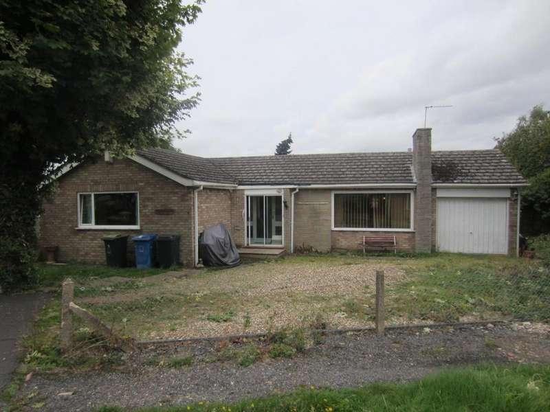 3 Bedrooms Detached Bungalow for sale in Oak Avenue, Dunholme, LN2