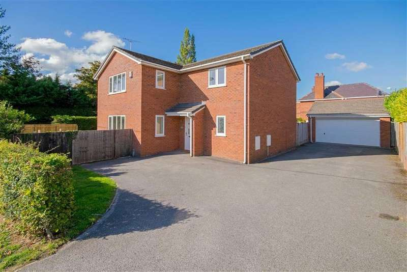4 Bedrooms Detached House for sale in Pen Y Bryn, Sychdyn, Mold