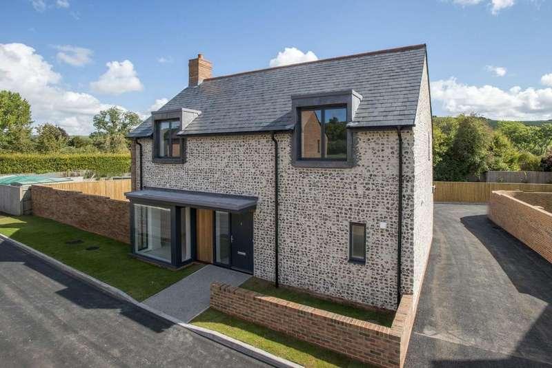 3 Bedrooms Detached House for sale in High Street, Sydling St. Nicholas, Dorchester, DT2