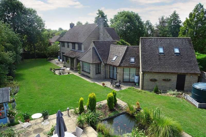 4 Bedrooms House for sale in Fergusons Close, Polebrook, Peterborough