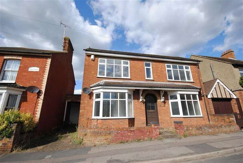 4 Bedrooms Link Detached House for sale in Clarence Road, Leighton Buzzard