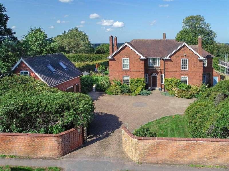 5 Bedrooms Detached House for sale in Ashby de la Zouch, Leicestershire, LE65