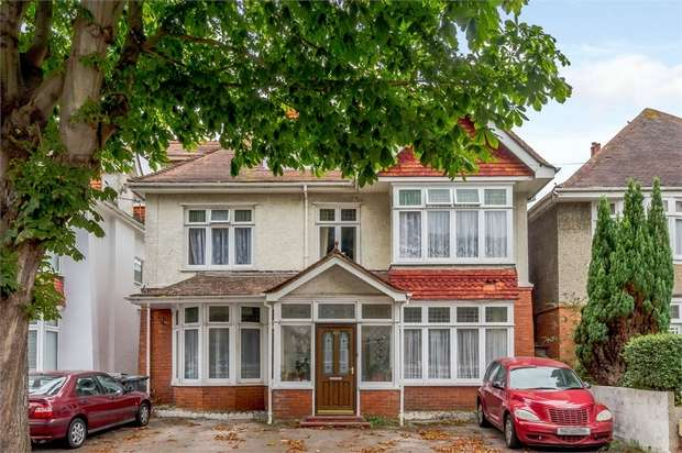 9 Bedrooms Detached House for sale in Southern Road, Bournemouth, Dorset