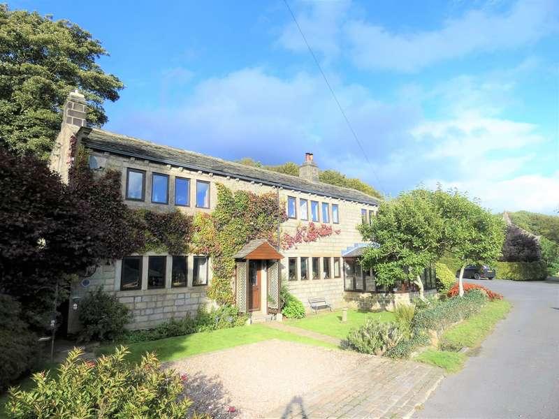 """4 Bedrooms Detached House for sale in 'Souter House Farm & Cottage"""", Hebden Bridge, HX7"""