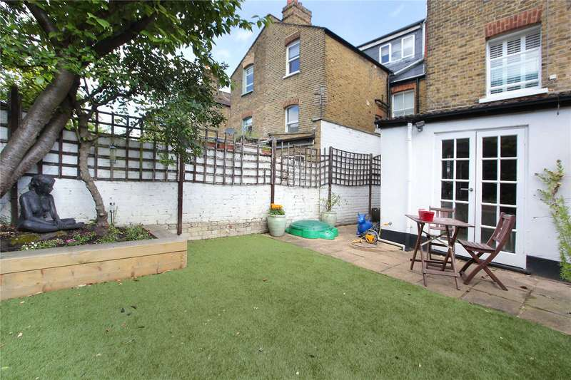4 Bedrooms House for sale in Garfield Road, London, SW11