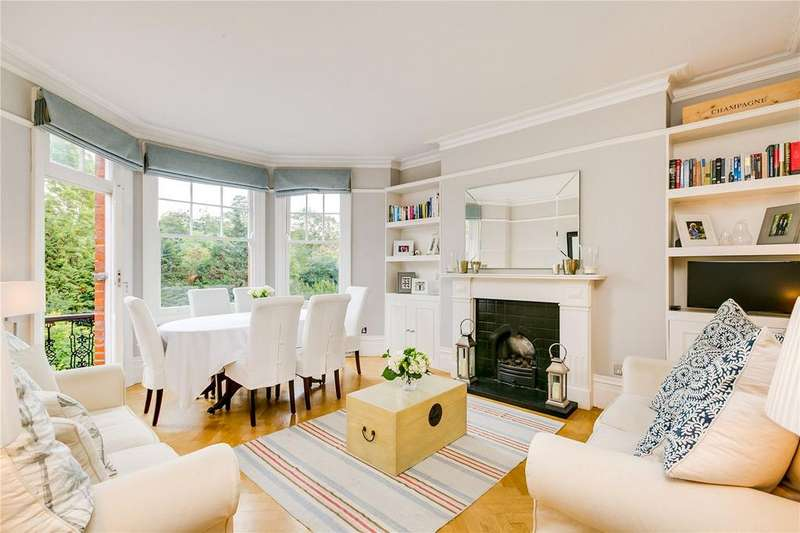 3 Bedrooms House for sale in Albany Mansions, Albert Bridge Road, London