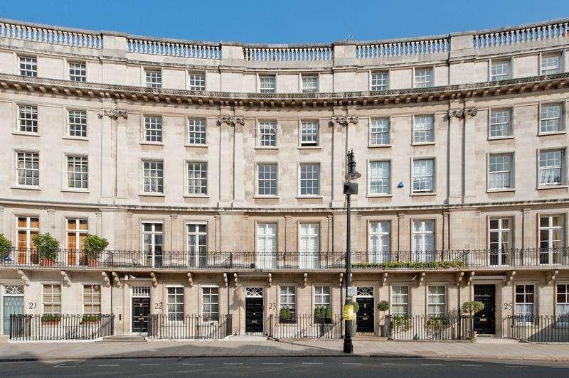 3 Bedrooms Maisonette Flat for sale in Wilton Crescent, London, SW1X