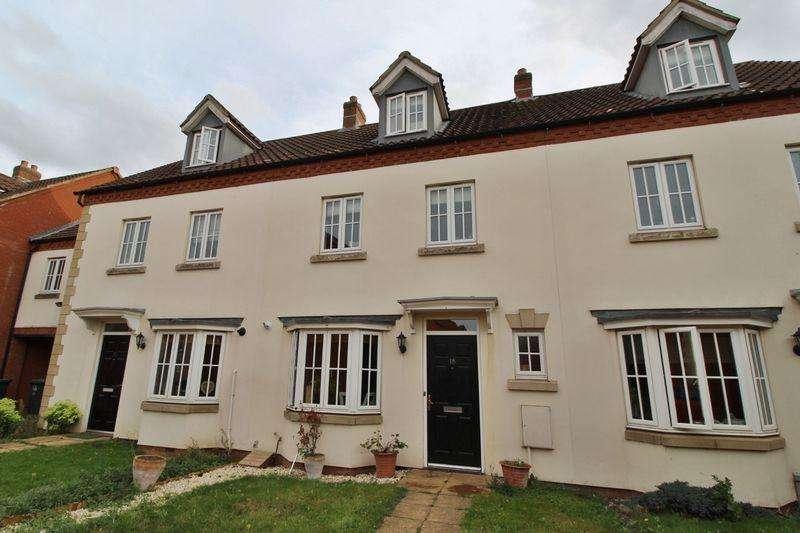4 Bedrooms Terraced House for sale in Ibbett Lane, Sandy