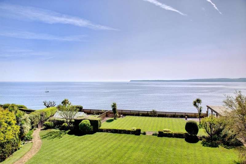 7 Bedrooms Detached House for sale in Headland Road, Torquay, TQ2