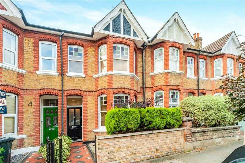 3 Bedrooms Terraced House for sale in Overdale Road, Ealing, London, W5