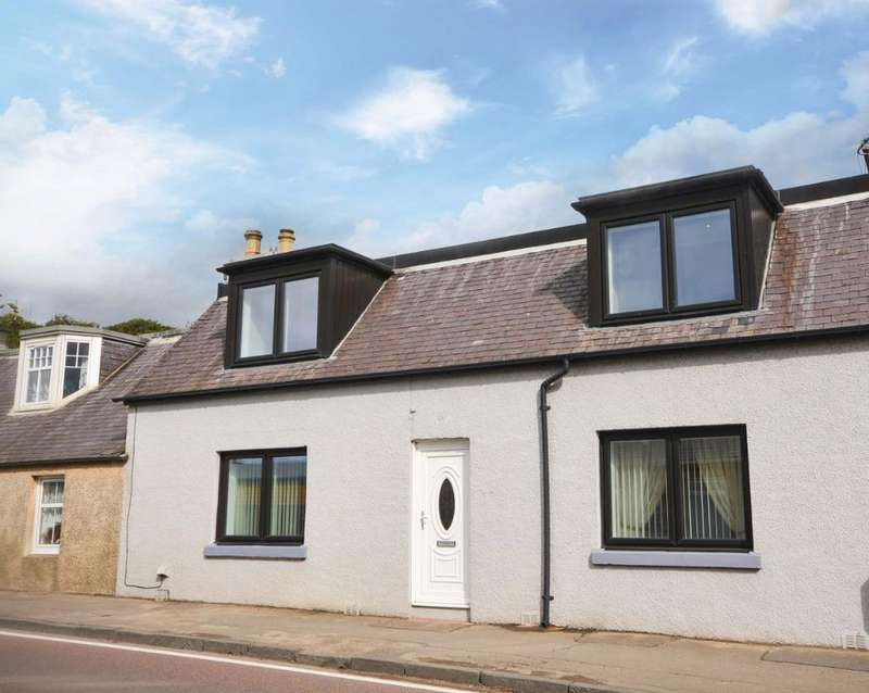 3 Bedrooms Semi Detached House for sale in Buchany, Doune, Stirling , FK16 6HD