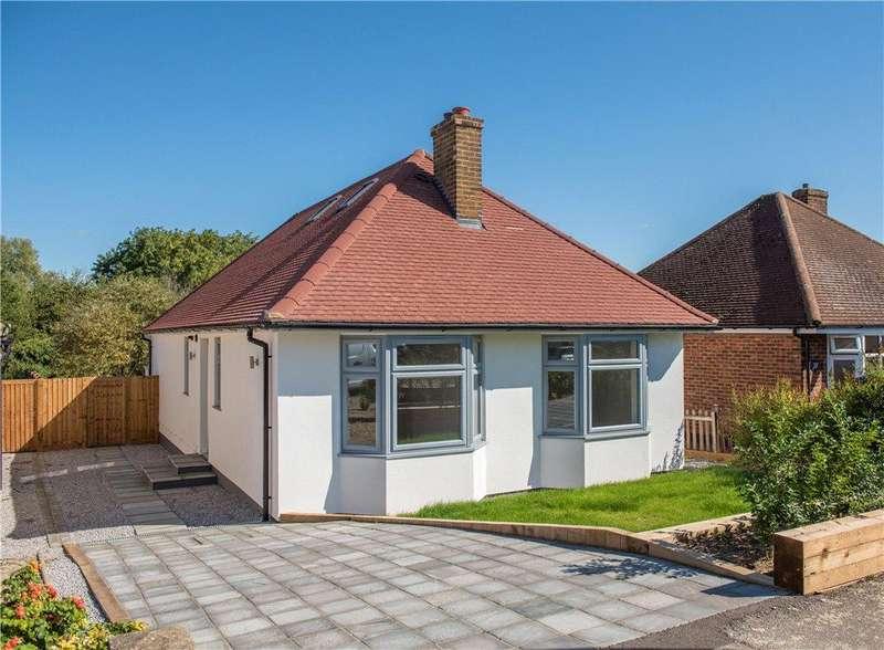 3 Bedrooms Detached Bungalow for sale in Runnalow, Letchworth Garden City, Hertfordshire