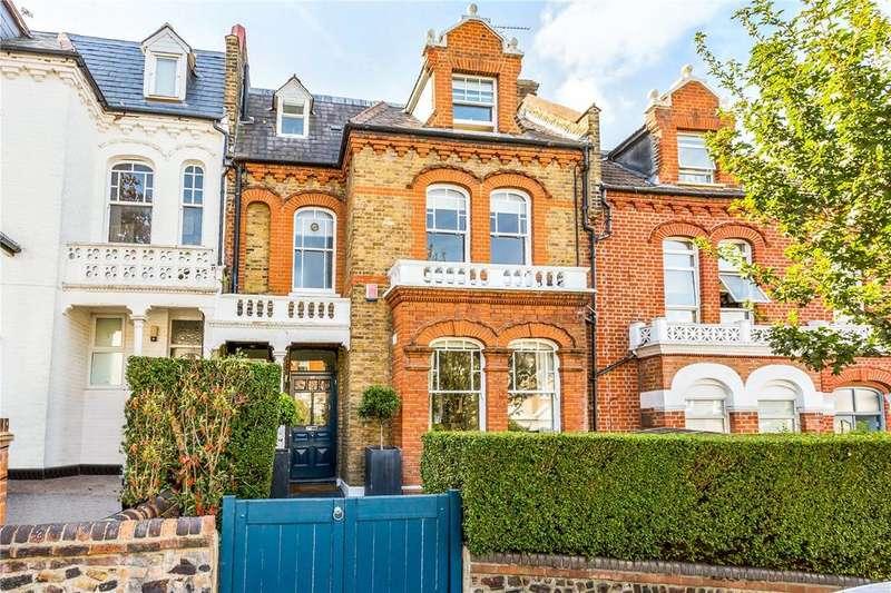 6 Bedrooms House for sale in Womersley Road, London, N8