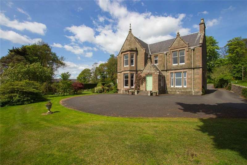 5 Bedrooms Detached House for sale in Mains Of Panmure House, By Carnoustie, Angus, DD7