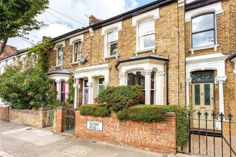 3 Bedrooms Terraced House for sale in Elfort Road, London, N5