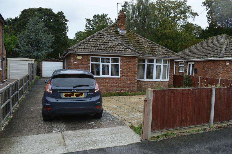 2 Bedrooms Detached Bungalow for sale in Park Avenue, Lincoln