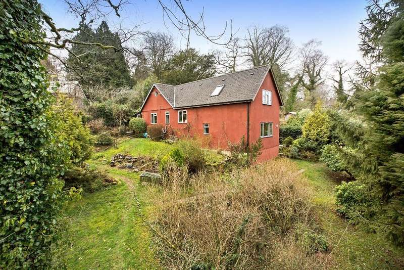 3 Bedrooms Detached House for sale in Nr Buckfastleigh