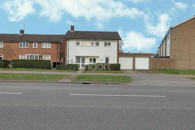 3 Bedrooms Detached House for sale in Heronswood Road