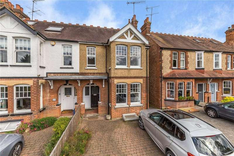 4 Bedrooms Semi Detached House for sale in Southdown Road, Harpenden, Hertfordshire