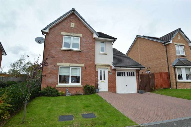 4 Bedrooms Detached House for sale in Shankly Drive, Wishaw