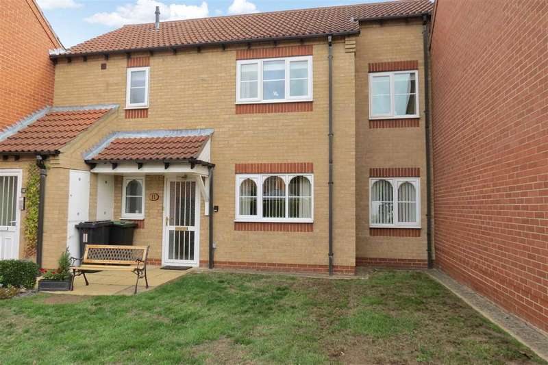 2 Bedrooms Apartment Flat for sale in Bishops Court, Sleaford