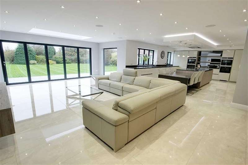 4 Bedrooms Detached House for sale in Epping Green, Epping Green Hertford, Hertfordshire
